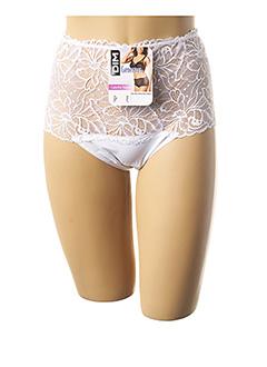 Slip/Culotte blanc DIM pour femme