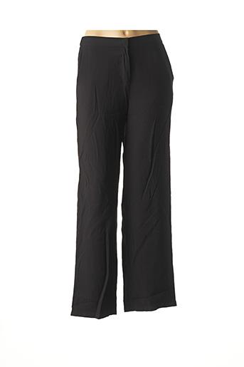 Pantalon casual noir ARTLOVE pour femme