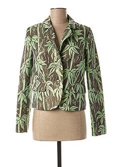 Veste chic / Blazer vert JOHN GALLIANO pour femme