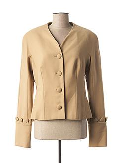 Veste chic / Blazer beige GALLIANO pour femme