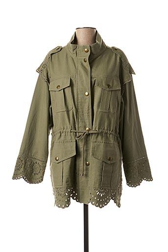 Veste casual vert TWINSET pour femme