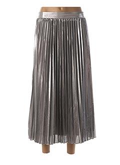 Jupe longue gris MARELLA pour femme