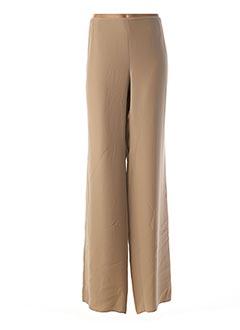 Pantalon chic beige ARMANI pour femme