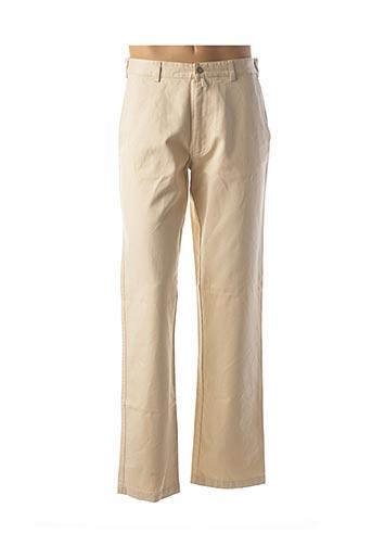 Pantalon casual beige GANT pour homme