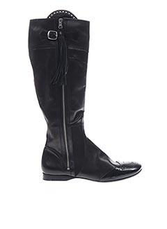 Bottes noir HIGH pour femme