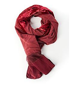 Foulard rouge ARMANI pour femme