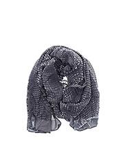 Foulard gris ARMANI pour femme seconde vue