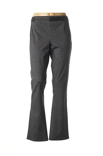 Pantalon casual gris LO! LES FILLES pour femme