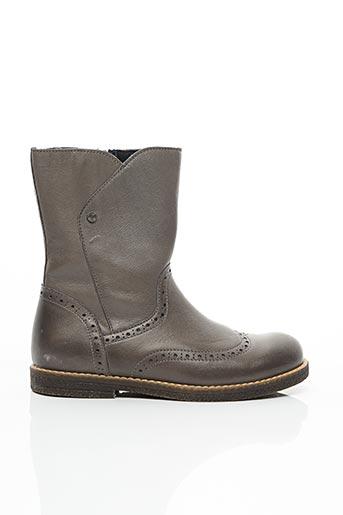 Bottines/Boots gris FRODDO pour fille