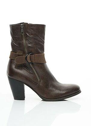 Bottines/Boots marron ONE STEP pour femme