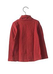 T-shirt manches longues orange MAYORAL pour fille seconde vue