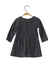 Robe mi-longue gris JEAN BOURGET pour fille seconde vue