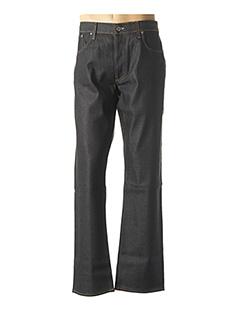 Jeans coupe droite noir G STAR pour homme