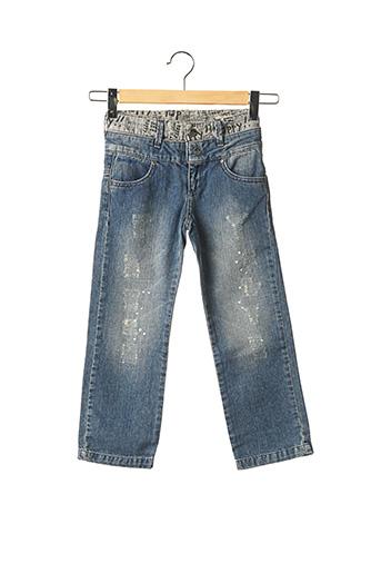 Jeans coupe droite bleu DESIGUAL pour garçon
