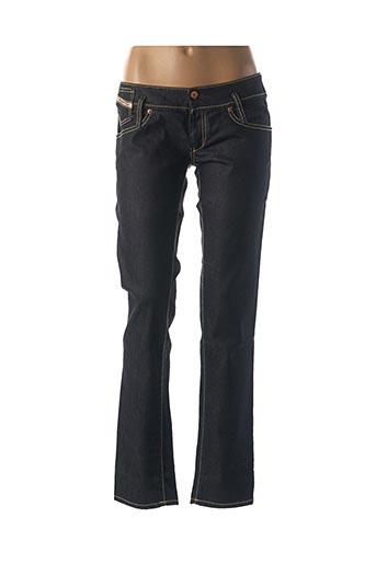 Pantalon casual bleu DIESEL pour homme
