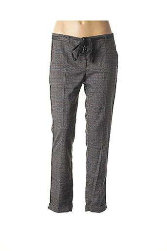 Pantalon 7/8 gris VOODOO pour femme