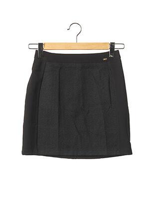 Mini-jupe noir GLÜEN pour femme