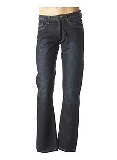 Jeans coupe droite bleu SEAPORT pour homme