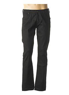 Jeans coupe slim noir WRANGLER pour homme