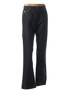 Pantalon casual noir APRIL 77 pour homme