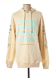 Sweat-shirt beige O'NEILL pour homme