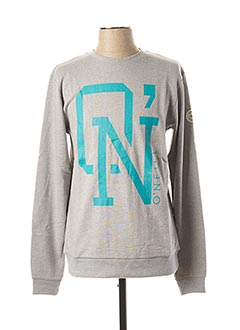 Sweat-shirt gris O'NEILL pour homme