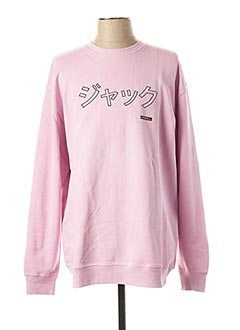 Sweat-shirt rose O'NEILL pour homme