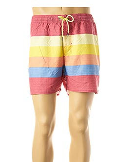 Short rouge O'NEILL pour homme