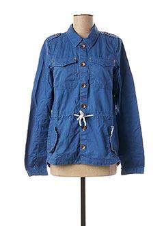 Veste casual bleu O'NEILL pour femme