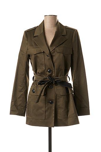 Veste chic / Blazer vert MAISON 123 pour femme