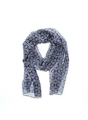 Foulard bleu MAISON 123 pour femme