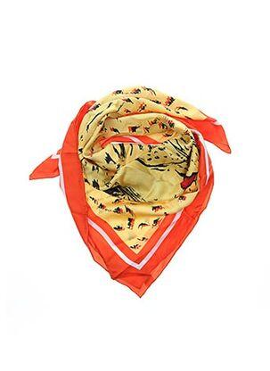 Foulard jaune MAISON 123 pour femme
