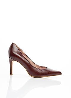 Escarpins marron 1 2 3 pour femme