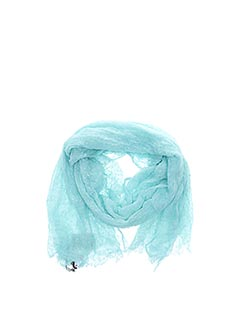 Foulard bleu MOLLY BRACKEN pour femme