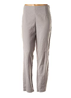 Pantalon casual gris BLACK LABEL pour femme