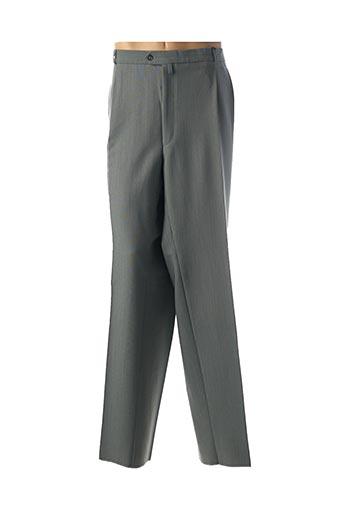 Pantalon casual vert HAROLD pour homme