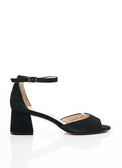 Sandales/Nu pieds noir GADEA pour femme