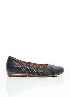 Chaussures de confort bleu GABOR pour femme