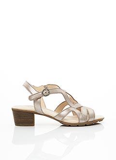 Sandales/Nu pieds rose GABOR pour femme