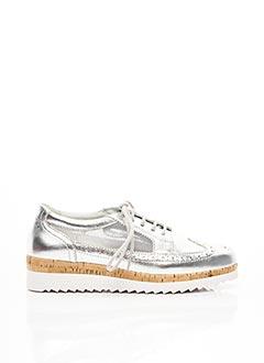 Chaussures de confort gris GABOR pour femme