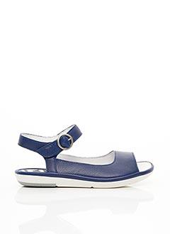Sandales/Nu pieds bleu FLY LONDON pour femme