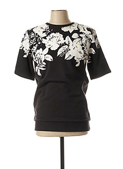 Sweat-shirt noir HIMSPIRE pour homme