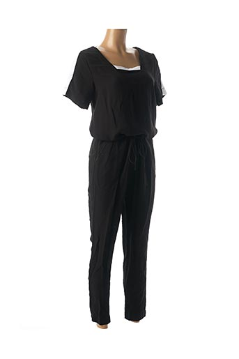 Combi-pantalon noir MADO ET LES AUTRES pour femme