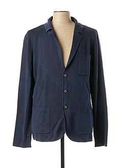 Veste chic / Blazer bleu MONTE CARLO pour homme