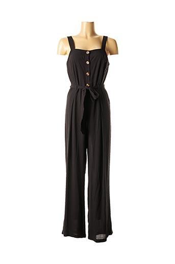 Combi-pantalon noir KING LOUIE pour femme