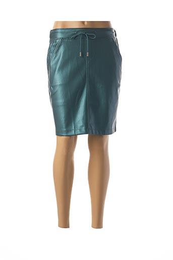 Jupe courte vert ESQUALO pour femme
