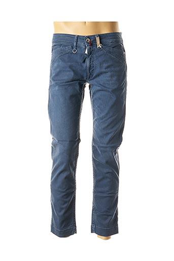 Pantalon 7/8 bleu HIGH pour femme