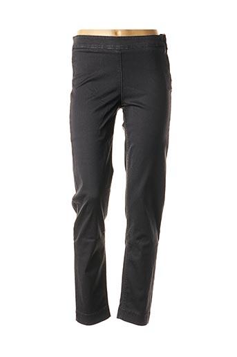Pantalon casual noir D.EXTERIOR pour femme