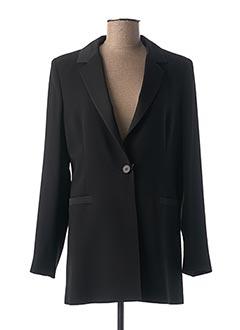 Veste chic / Blazer noir MARELLA pour femme