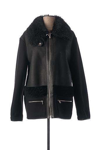 Veste chic / Blazer noir BROGDEN pour femme